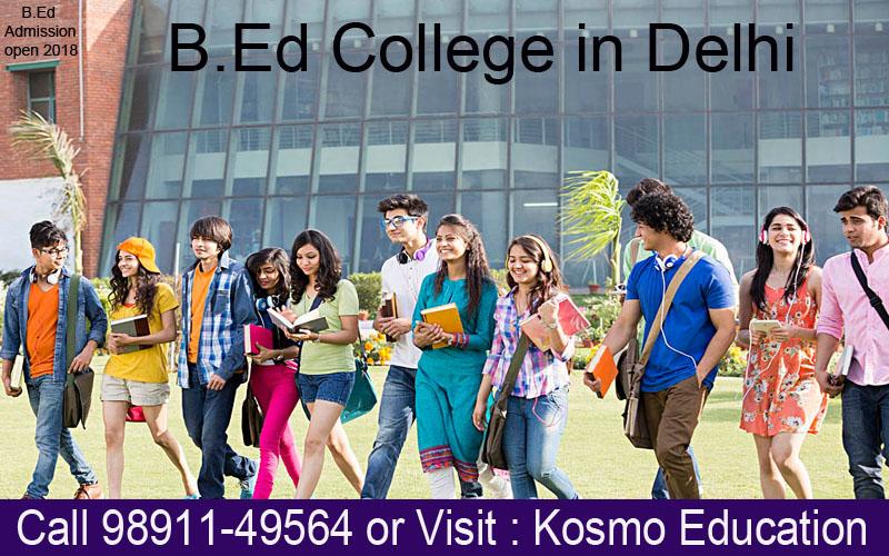 b.ed college in delhi