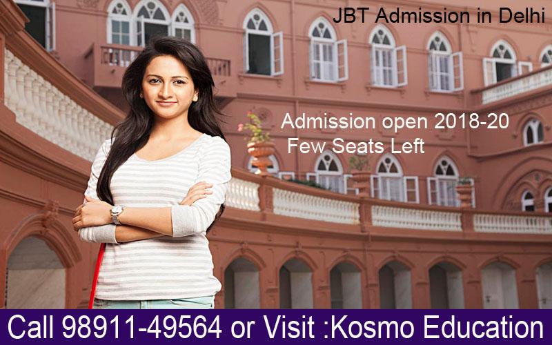jbt admission in delhi