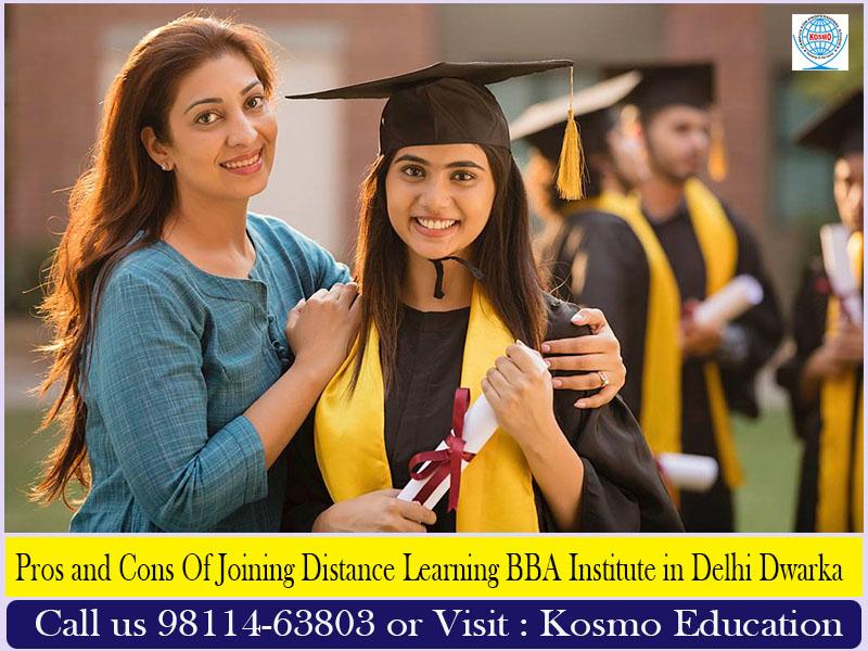 distance learning BBA Institute in Delhi Dwarka.