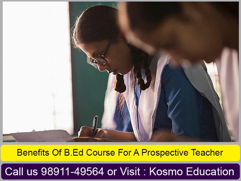 B.ed course in Delhi