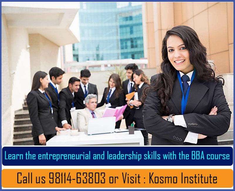 BBA Courses Institute in Delhi